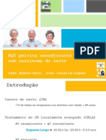 05 - Radioquimioterapia Pélvica Neoadjuvante no Idoso com Carcinoma do Recto