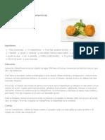 Receta de Croquetas de champiñones de Enrique Fleischmann en Cocina, Recetas, Setas y hongos