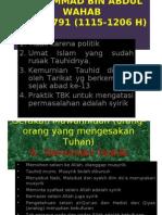 2322292 Muhammad Bin Abdul Wahabppt