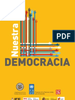 PNUD- Nuestra democracia