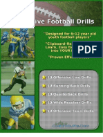 Offensive Drills