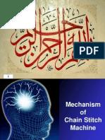 Chain Stitch Presentation