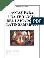 Notas Para Una Teologia Del Laicado Latinoamericano - Gerbaldo