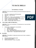 Off Back Drills Page 1