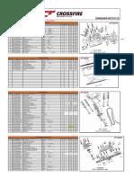 4valve Engine Order Sheet NC250 Parts Catalog