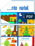 Postais de natal - 3A