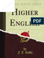 Higher English 1000021871