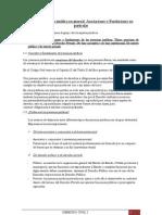 Derecho Civil I Asociaciones y Fundaciones