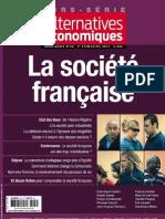 Alternatives économiques la société française  EcoHS N_89