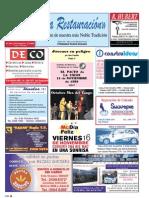 Mensuario LA RESTAURACIÓN