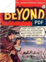 The Beyond-8th Issue Vintage Comic