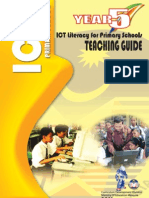 ICTL Module Year 5