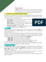 INTERCONEXION DE REDES
