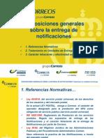 Presentacion Entrega Efectiva Notificaciones