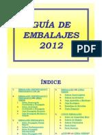Guia de Embalajes 2012