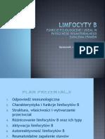 Limfocyty B - Funkcje fizjologiczne i udział w patogenezie reumatoidalnego zapalenia stawów