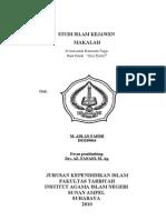 25884387 Makalah Studi Islam Kejawen