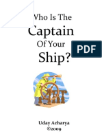 Who is the Captain of Your Ship