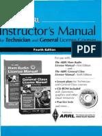 21469013 Arrl Instructors Manual Tech General ISBN 0872591263
