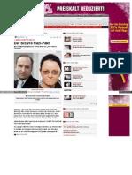 Massenmörder Breiviks irrer Brief an NSU Braut Zschäpe - Liebe Schwester Beate - Der bizarre Nazi-Pakt - www_bild_de