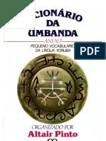 Dicionarios Umbanda