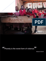 Asante Africa Foundation Marketing Management Project