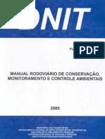Manual Rod Conserv Monit Controle Ambientais