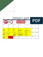 Calendar Asambleas