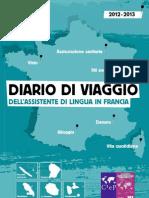 DIARIO DI VIAGGIO DELL'ASSISTENTE DI LINGUA IN FRANCIA