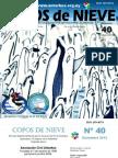 Copos de Nieve Nro. 40 - Diciembre 2012