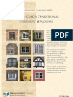 Traditional Casement Windows