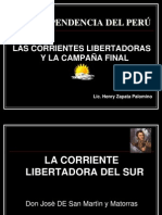 laindependenciadelperu-090828114328-phpapp01