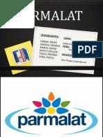 Segunda Practica- Parmalat