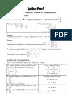 Revision Vectors (3)