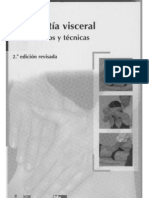 Osteopatia Visceral  -  Fundamentos y Técnicas