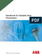 ABB Handbook - Flowmeters (Ingles)