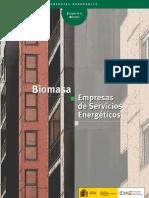 Biomasa - Empresas de servicios energéticos