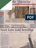 Hessische-Niedersächsische Allgemeine vom 11. Dezember 2012