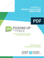 Casebook of Primary Healthcare Innovations