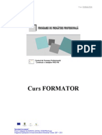 Suport Curs Formator