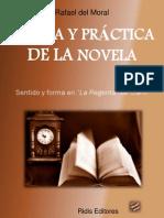Teoría y práctica de la novela La Regenta
