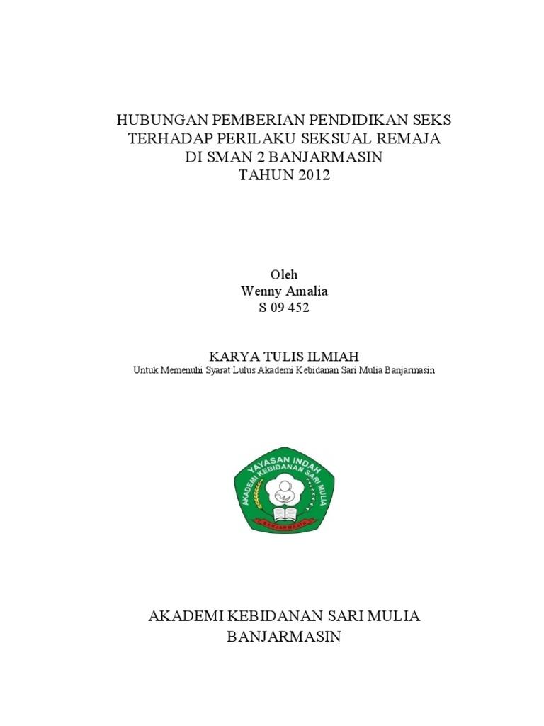 Contoh Judul Karya Tulis Ilmiah Tentang Bahasa Indonesia
