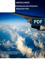 Aviation Greenhouse Emissions Reduction