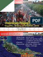 Pemberdayaan Pedagang Kaki Lima Kota Solo