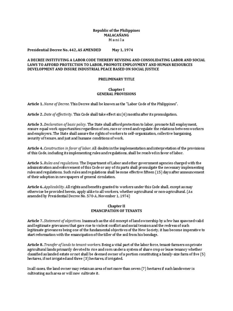 Labor Code Apprenticeship Employment