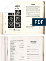 Manual de Transformadores de Distribución de General Electric