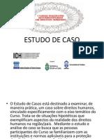 Presentación estudio de casos