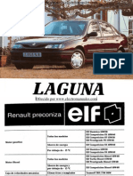 Manual del Renault Laguna