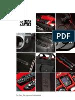 Artisan & Artist Accessories Catalog