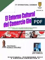 El Entorno Cultural del Comercio Global